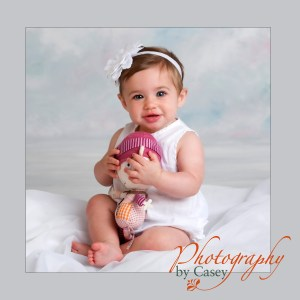 baby and doll photographer