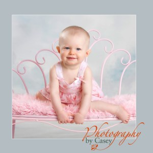 One year old baby photographer
