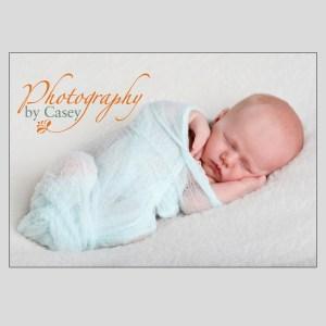 newborn sleeping baby photographer