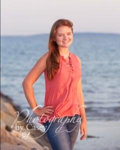 Beach Portraits for High School Seniors