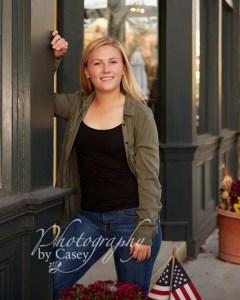 High School Senior Photography Norfolk County MA