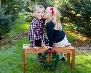 Christmas Photos of Children