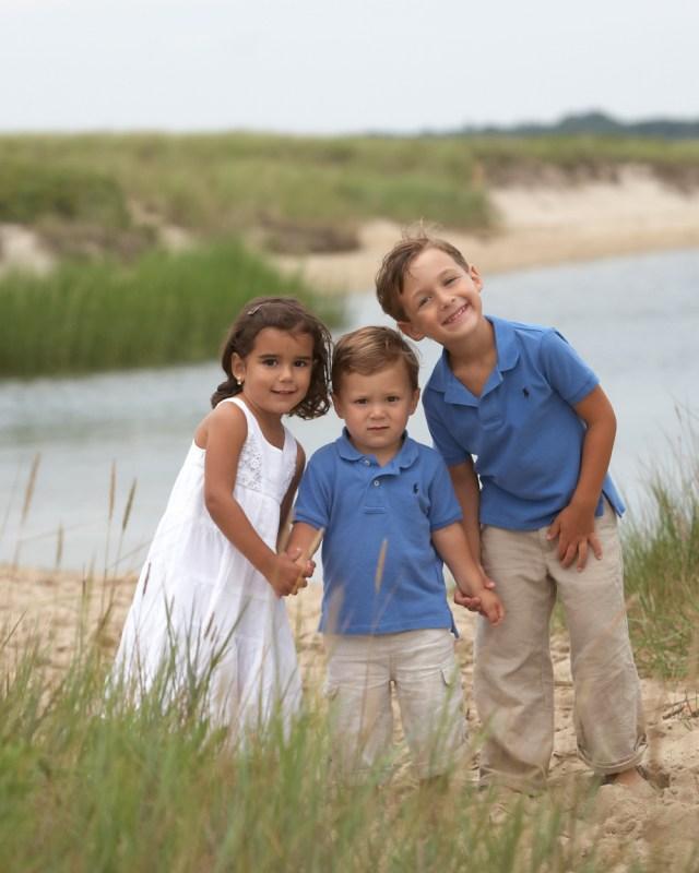 Children Beach Photography