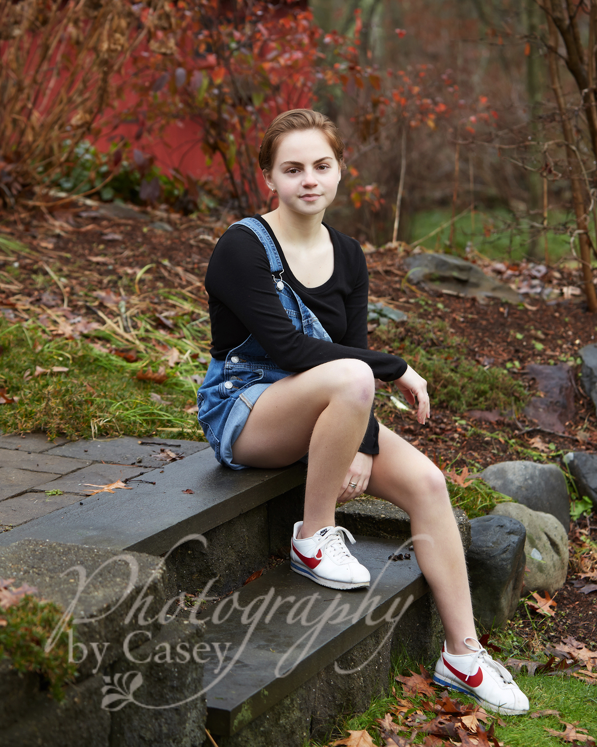 Attleboro MA High School Senior Photography | Photography by Casey