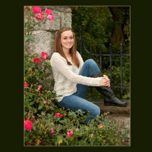 Mansfield Massachusetts High School Senior Photographer