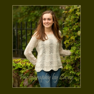 Mansfield Massachusetts High School Senior Portraits