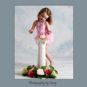 photographer for little girls in tutu's