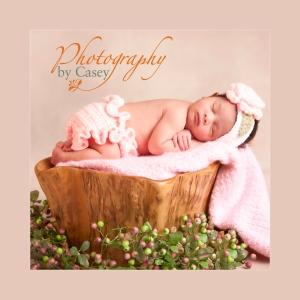 sleeping baby newborn photography