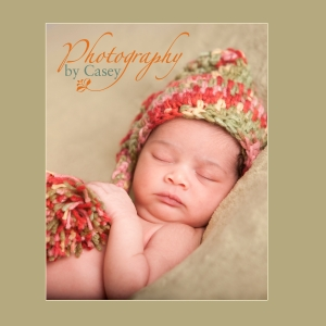 newborn sleeping baby photographe