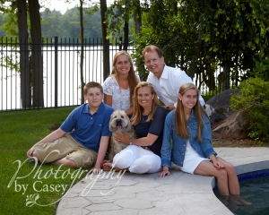 Family Portraits at your Home