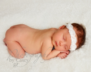Sleeping Baby Photography