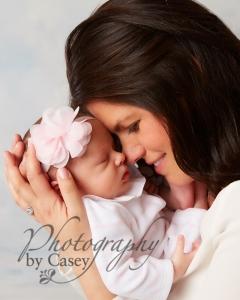 Mommy and Newborn Photography Wrentham MA