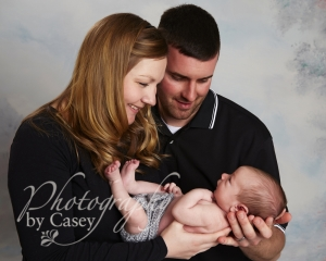 Mommy,Daddy and Newborn Baby Photography