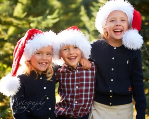 Children Christmas Photos