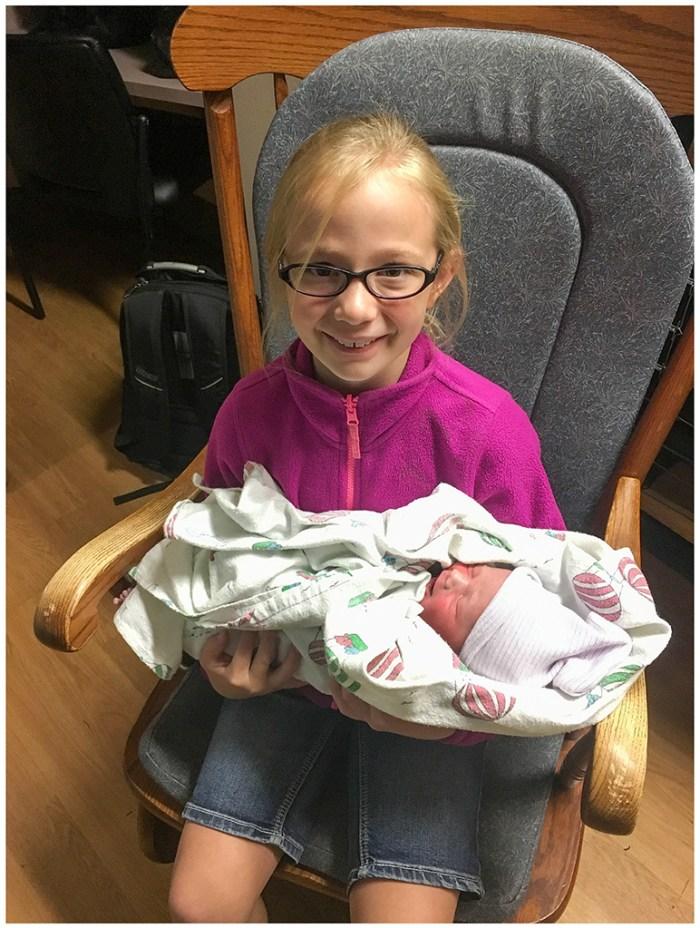 Elsie's birth