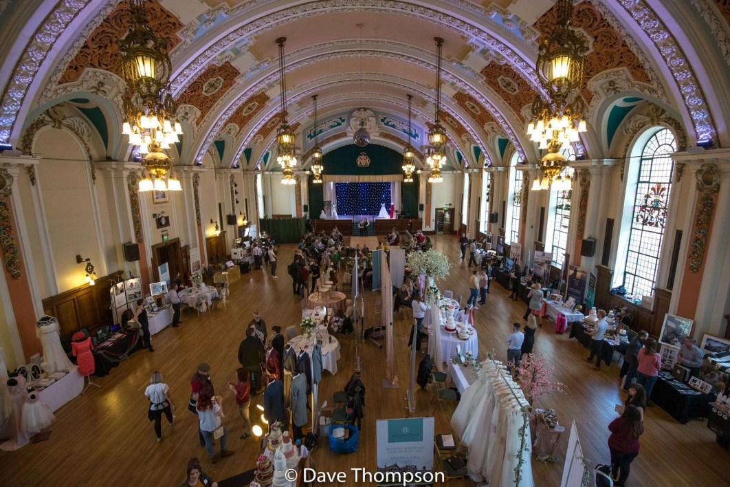 Stockport Town Hall Wedding Fayre
