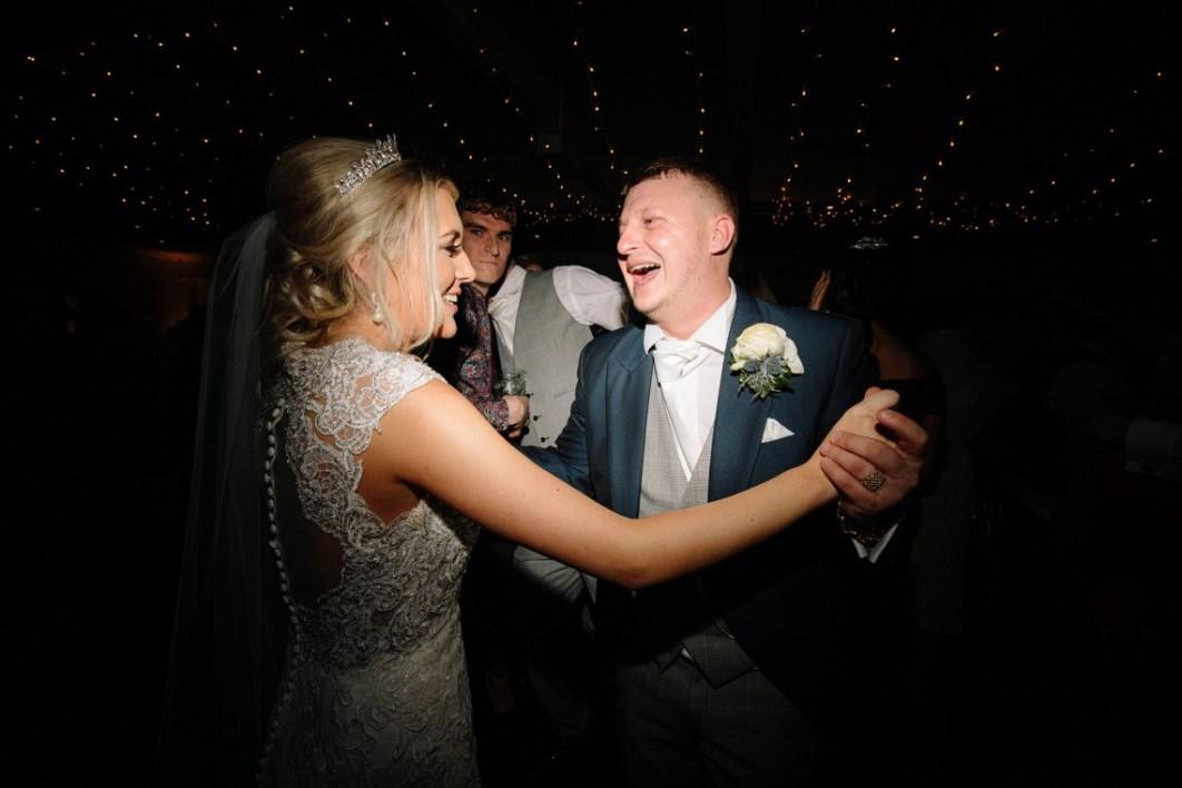 Bride & Grooms first dance