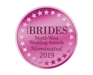 photography by dave thompson nominated north west wedding awards