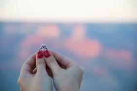 Grand Canyon Engagement ring