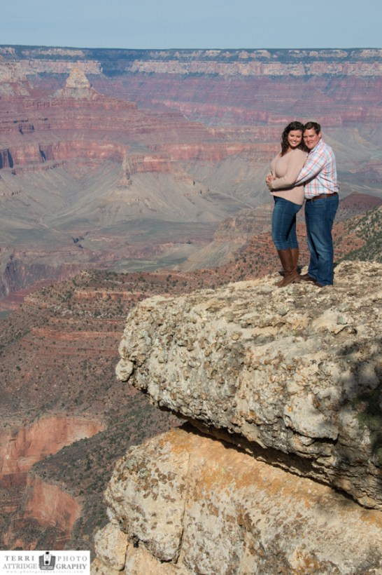 3.15.17 Mia and Greg Rim Wordhip Site Grand Canyon Engagment Terri Attridge-0016