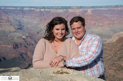 3.15.17 Mia and Greg Rim Wordhip Site Grand Canyon Engagment Terri Attridge-0023