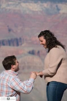 3.15.17 Mia and Greg Rim Wordhip Site Grand Canyon Engagment Terri Attridge-9933