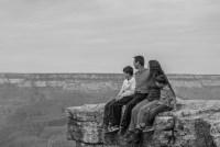 4.11.17 LARGE Grand Canyon Family Portrait El Tovar-2157