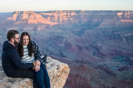 4.26.17 Lilli and Ryan Grand Canyon Engagement Proposal Terri Attridge-4927