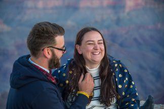 4.26.17 Lilli and Ryan Grand Canyon Engagement Proposal Terri Attridge-4939