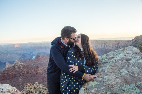 4.26.17 Lilli and Ryan Grand Canyon Engagement Proposal Terri Attridge-4974