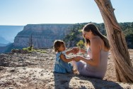 5.5.17 LARGE South Rim Grand Canyon Worship Site Family Portraits Maternity-5382