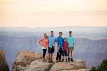 7.29.17 Family Portraits at Grand Canyon South Rim Lipan Point Terri Attridge-108