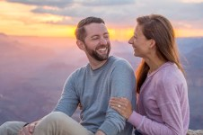 8.4.17 Jason and Alli - Surprise Engagement at Lipan Point Grand Canyon South Rim Terri Attridge-52