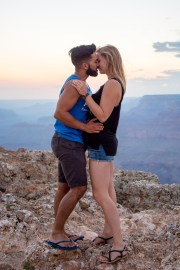 8.5.17 Lipan Point Engagement South Rim Grand Canyon Terri Attridge-3