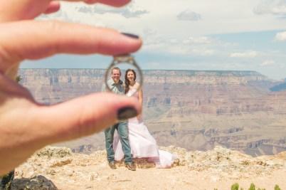 9.1.17 Candi and Brandon Lipan Point Grand Canyon Terri Attridge-21