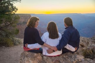 10.6.17 Family Portraits Grand Canyon South Rim High res Terri Attridge-5