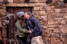 2.12.18 Engagement Photos at Grand Canyon photography by Terri Attridge-88