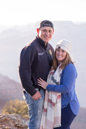 3.2.18 Engagement Proposal at Grand Canyon photography by Terri Attridge-14