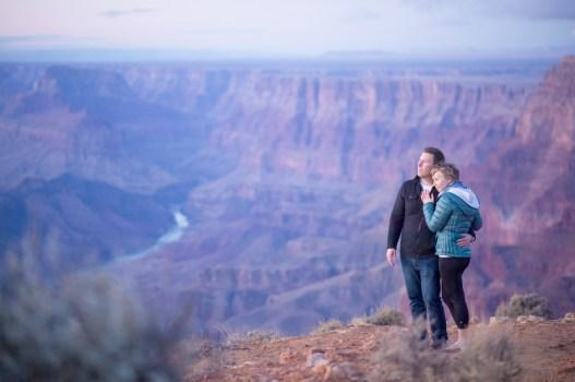 Colorado River Engagement photo