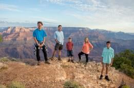 7.29.17 Family Portraits at Grand Canyon South Rim Lipan Point Terri Attridge-35