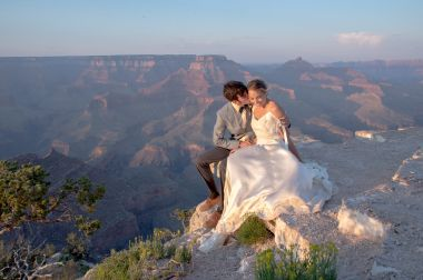 6.20.17 Sienna and Nat Shoshone Point Grand Canyon South Rim Wedding Event Terri Attridge (109 of 211)