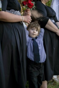 young ring bearer