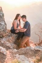 Grand Canyon kiss photo