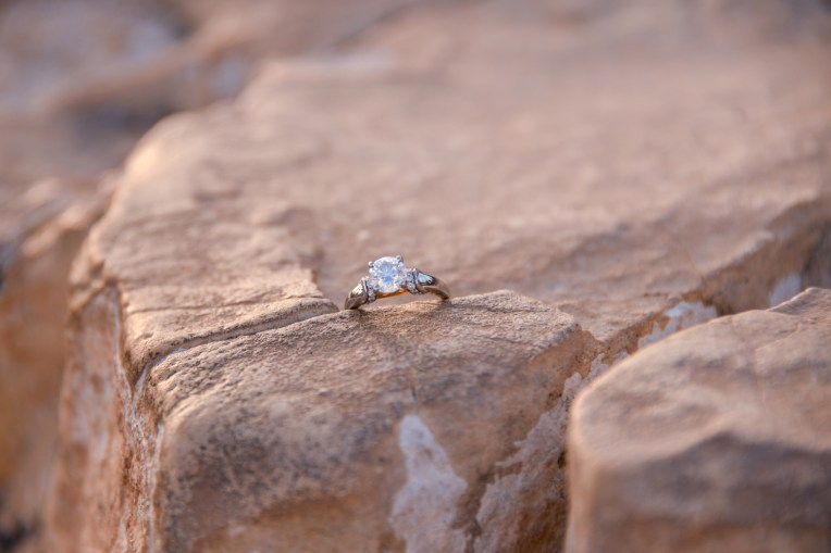 Grand Canyon Wedding Ring
