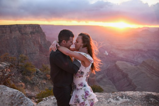 4.27.18 Elopement at Lipan Point Grand Canyon South Rim Photography by Terri Attridge-57