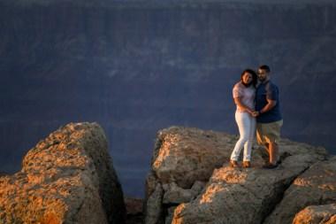 5.12.18 LR Nick and Kayla Grand Canyon Engagement Photography by Terri Attridge-53