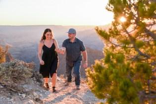 6.12.18 LR Engagement at Grand Canyon South Rim photography by Terri Attridge-38