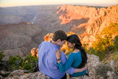9.21.18 Engagement Proposal at Grand Canyon photography by Terri Attridge-97