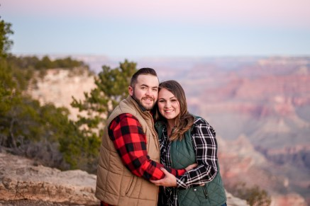 11.12.18 MR Cooper and Erin couples portraits at Grand Canyon photography by Terri Attridge-119