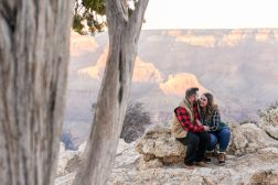 11.12.18 MR Cooper and Erin couples portraits at Grand Canyon photography by Terri Attridge-54